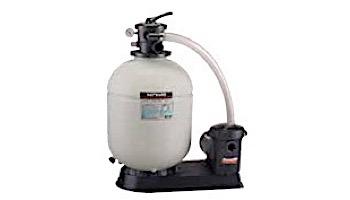 Hayward Pro Series Sand Filter System | 2.20 Sq Ft 1.5HP Power-Flo Matix Pump | W3S210T93S