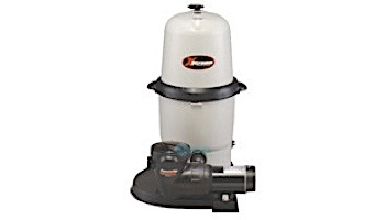 Hayward X-Stream Above Ground Cartridge Filter System | 150 Sq Ft | 1.5HP Pump with Hoses | W3CC15093S