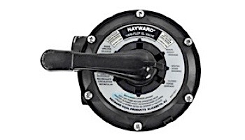 """Hayward Pro Series Top Mount Valve Kit Clamp Style for Sand Filters   1.5"""" Threaded   SP0714T"""