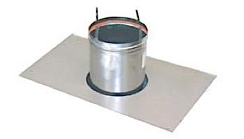 "Hayward Negative Pressure Vertical Indoor Vent Adapter Kit for H250 Universal Heaters | 6"" Diameter | UHXNEGVT12506"