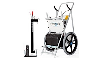 Hammerhead Complete Cart Assembly Only with Trailer Mount for SERVICE-21 & SERVICE-30 Units   SERV-CART