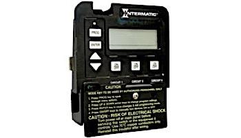 Intermatic P1000ME Series Multipurpose 24-Hour Control 3-Circuit Digital Timer Mechanism | P1353ME