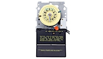 Intermatic Hydro-King 2 Circuit Time Switch Mechanism Only With Heater Protection | DPST 208-277V | T104M201