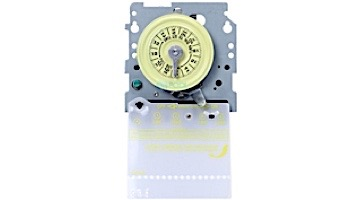 Intermatic T100M Series 24 Hour Dial Time Switch Mechanism Only | SPST 120V | T101M