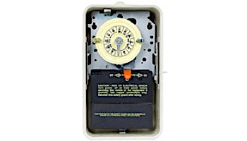 Intermatic Complete Timer With Plastic Case 120V | T101P3