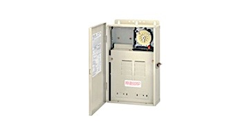 Intermatic 100 Amp Panel with One T104M 208-277V Time Clock | T30004R