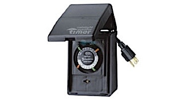 Intermatic P1000ME Series Heavy Duty Portable Outdoor Pool Timer 110V | P1121