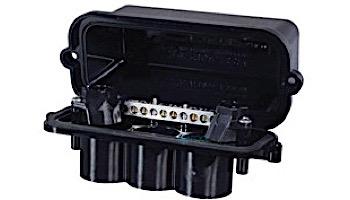 Intermatic Pool Spa Weatherproof Light Junction Box | 4 Lights Cap | PJB4175