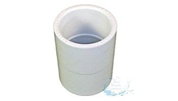 """Lasco 2"""" Schedule 40 PVC Slip Coupling Socket SlipxSlip   429-020"""