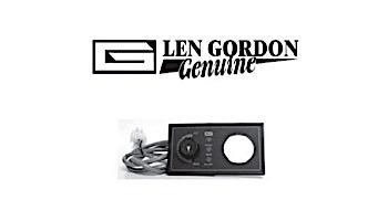 Len Gordon Micro Topside Y2K | 1 Button 3 Light | 931213-000