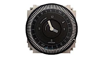 Grasslin 110V 15A 60HZ 24hr 5 Lug Electromechanical Time Clock   FM1 STUZ-120
