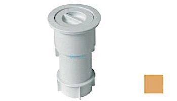 """AquaStar 5"""" Umbrealla Stands with Sleeve and Center Cap   White   SMUS101"""