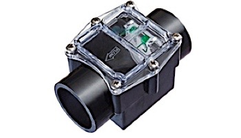 "Magic Plastics CR2® Corrosion Resistant Magna Spring-Swing Check Valve 2"" | Black | SP0801-20H2"