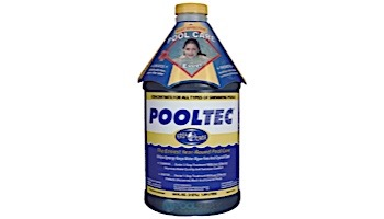 Easy Care Pooltec Summer Algaecide, Clarifier, and Chlorine Booster 64 oz | 30064