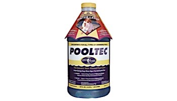 Easy Care Pooltec Summer Algaecide, Clarifier, and Chlorine Booster 64 oz    30064