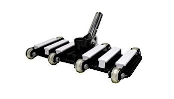 "MP Industries Flex-Vac Pro Concrete Vacuum Head 14"" Black   MP-266"