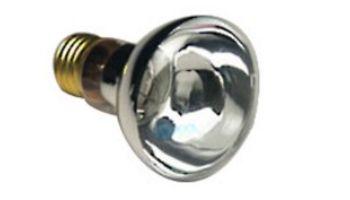 Halco R20 Medium Base Incandescent Lamp | 100W 12V | R20CL100/12V 104020
