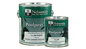 Nelsonite Poolpoxy II White  1 Gallon   44-400 GAL