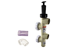 """Pentair Backwash Valve for use with DE & Sand Filters 