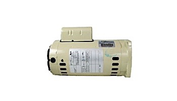 Pentair Replacement Square Flange Motor 2 Speed Energy Efficient | 230V 1HP | Almond | 356630S