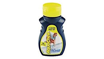 AquaChek Yellow Free Chlorine Test Strips | 511242A