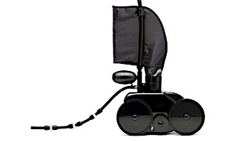 Polaris 280 Automatic Pool Cleaner BLACK MAX | Includes Hose & Back-up Valve | F5B