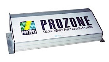 Prozone PZ7-2 Venturi Driven Pool Ozonator with Saddle Clamps for Residential In-Ground Pools | up to 40,000 Gallons | Universal Voltage | 73102-16IA-B15
