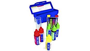 Pool Style 5-Way Basic Test Kit | Chlorine-Bromine-pH-Alkalinity-Acid Demand | PS331