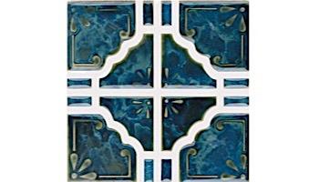 National Pool Tile Moonbeam Series | Cobalt Blue | STB808