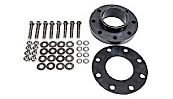 """Pentair 4"""" Flange Assembly Kit with Gasket and Stainless Steel Hardware   357262"""