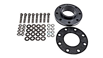 """Pentair 6"""" Flange Assembly Kit with Gasket and Stainless Steel Hardware   357263"""