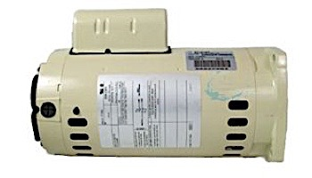 Replacement Pentair Motor High Efficiency | 56 Square Flange | 208/230V 3HP | Almond | 071317S | EB844A | ASB844A | 355016S