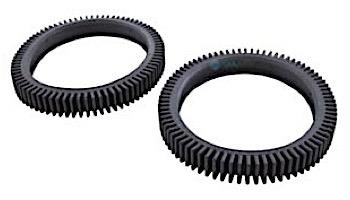 Poolvergnuegen Tire Replacement Back 4X   Black   896584000-563