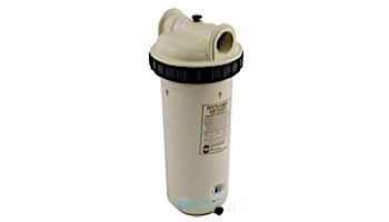 """Pentair 1.5"""" SLIP RDC In Line 25 Sq Ft Filter Assembly   R172426A"""