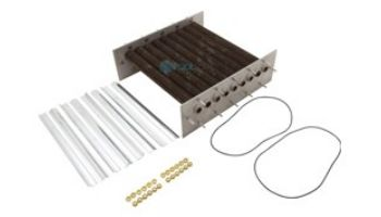 Raypak Heat Exchanger Cupro Nickel Tube Bundle | 266A/267A Prior to 7/2013 | 010365F