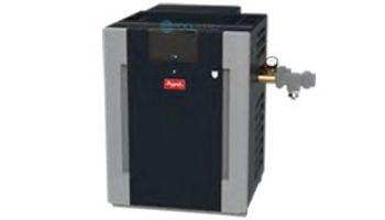 Raypak Digital ASME Propane Gas Commercial Swimming Pool Heater | 200k BTU | Altitude 0-1999 Ft | C-R206A-EP-C 009276 | B-R206A-EP-C #57 017383