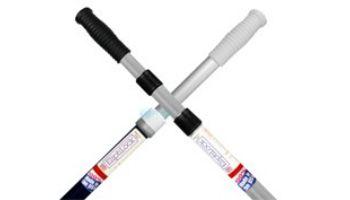 Skimlite 3000 Eliptilock Series Heavy Duty Telepole with Eliptilock System   6' to 17'   3-Piece   3006