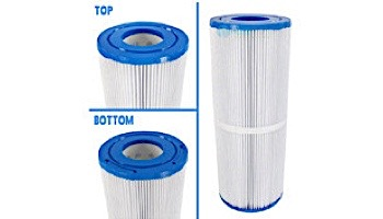 Replacement cartridge for Hayward Microstar-Clear (In-Line) 12 Sq Ft Cartridge Filter | FC-1210 PC-1210 PA12