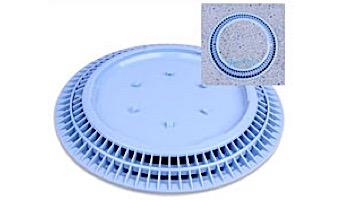"Color Match 10"" Round VGB Pebble Top Drain Cover   Light Blue   10-PTD-109A"