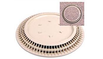 "Color Match 10"" Round VGB Pebble Top Drain Cover   Bone   10-PTD-106A"
