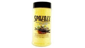Spazazz Spa & Bath Aromatherapy Crystals | Warm French Vanilla 17oz | 102