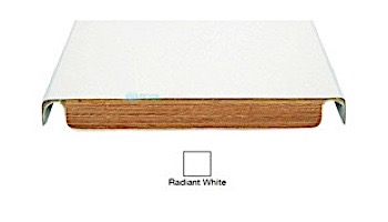 SR Smith Frontier IV 8ft Commercial Radiant White   66-209-7082