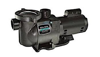 Sta-Rite SuperMax .75HP Energy Efficient 2-Speed Pool Pump 115V | PHK2RAY6D-101L