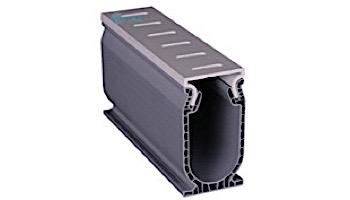 Stegmeier 10' Frontier PVC Drain | Gray | SDDG