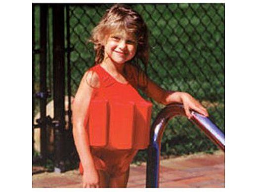 Trainer Tank Swim Suit Size 2-4 | 9857