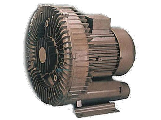 Air Supply Duralast Commercial Blower   1 Phase   2HP   230 Volt   RBH4-2-2