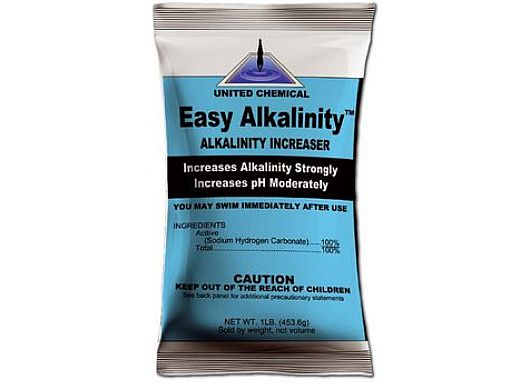 United Chemical Easy Alkalinity | 1lb. Bag | EAL-P45