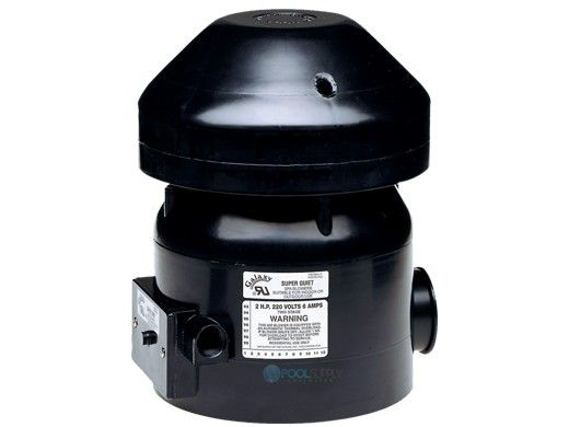 Air Supply Galaxy Blower | 1HP 240V 2.5 AMPS | 6510201 6510220F 6510231