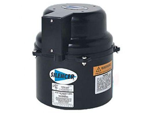 Air Supply Silencer Blower   2HP 120V 9.0 AMPS   6320120F 6320141