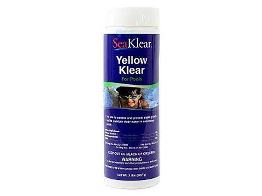 SeaKlear Yellow Klear   2 lbs.   1020004